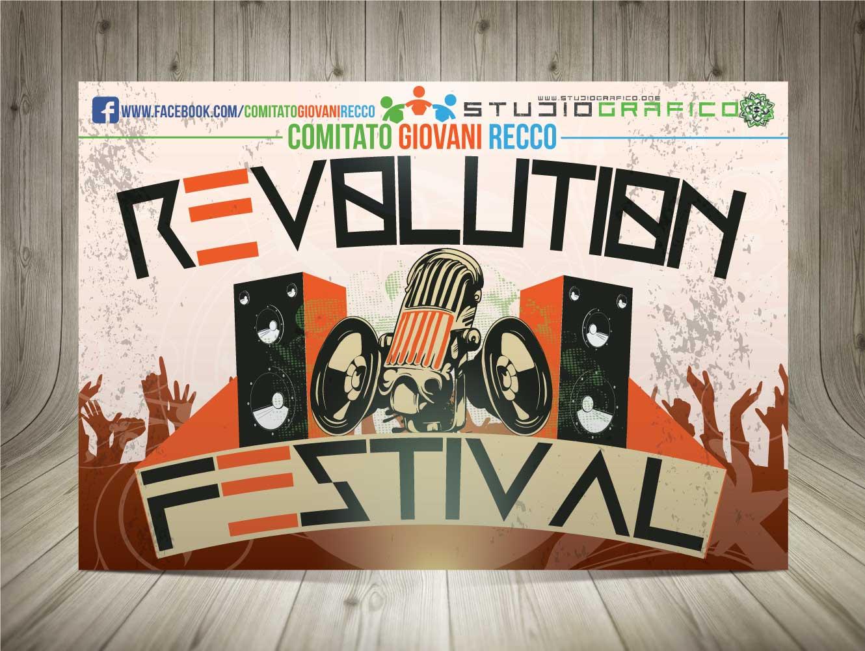 striscione-revolution-festival