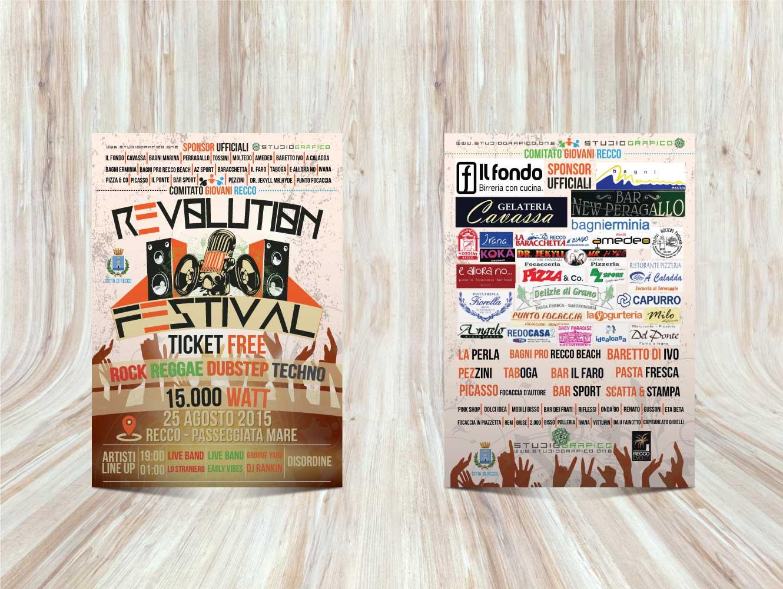 volantino-revolution-festival