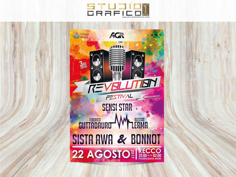 grafica-volantino-revolution-festival-2017