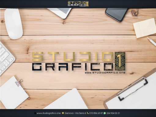 Brochure Studio Grafico One